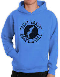Brooklyn Flag East Coast Beast Coast Hoodie Workout Gym Nyc Diamond Era Hip Hop