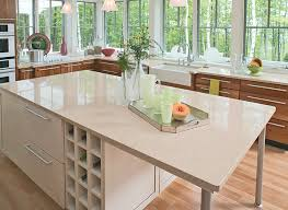 new countertop materials incredible countertop materials for best countertops busy kitchens