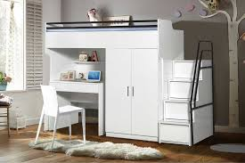 Bunk Bed Wardrobe Reach Out For An Impressive All In One Bunk Bed