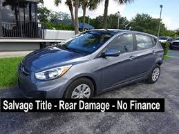 hyundai accent miami hyundai accent hatchback in miami fl for sale used cars on