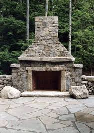 outdoor stone fireplace modern concept stone patio fireplace with 25 best ideas about