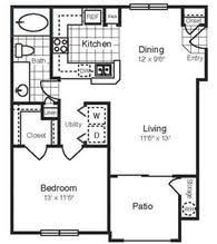 mission san diego de alcala floor plan the missions at rio vista rentals san diego ca apartments com