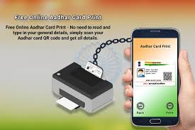 free aadhar card print android apps on play