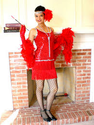 diy flapper costume 1920s great gatsby dresses accessories
