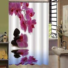 Orchid Shower Curtain Shower Curtains Ebay