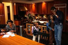 white house family kitchen on twitter the obama family before the white house https t co