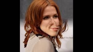 cheveux rouge acajou les 30 coiffures tendances cheveux roux youtube