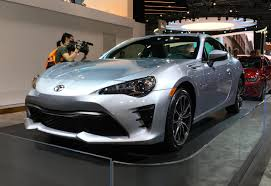 toyota united states 2016 nyias 2017 toyota 86 is the new scion fr s in the united