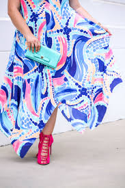 lilly pulitzer anise handkerchief dress how to style