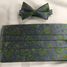 mardi gras tie traditional mardi gras cummerbund and bow tie s tuxedo