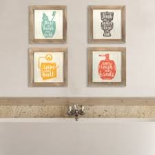 Bathroom Decor  Art  Kohls