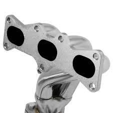 mazda mx6 97 ford probe mazda mx6 mx 6 6 2 1 stainless racing manifold