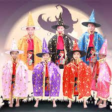 girls black witch costume scarecrow children s costume kids
