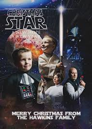 star wars family christmas card sundance photography pinterest