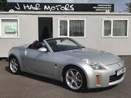 nissan 350z for sale uk j hair motors specialist used car dealer in based in bangor