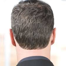 nape of neck haircuts men how to choose a blocked rounded or tapered neckline