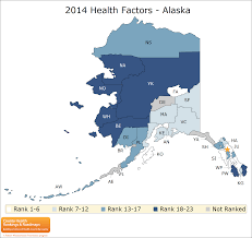 Map Of Sitka Alaska by Alaska Rankings Data County Health Rankings U0026 Roadmaps