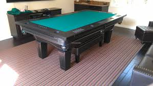 dining room pool table dinner table convertible pool table slate