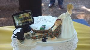 Wedding Cake Games 11 Beautiful Game Themed Wedding Cakes Bc Gb