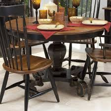 champlain custom dining customizable round dining table by