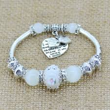 love heart silver bracelet images Plated love heart charm bracelets jpg