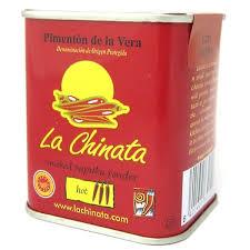 smoky paprika buy la chinata hot smoked paprika 70g picante pimenton