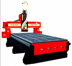 Cnc Wood Router Machine In India by Manufacturer Of Cnc Machines From New Delhi By Angel India Cad Cam