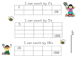Count By 5 Worksheets Printable Free Free Worksheets Skip Counting Worksheets Kindergarten Free