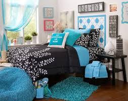 Black Polka Dot Rug Bedroom Coo Blue And Black Bedroom Decoration Using Small