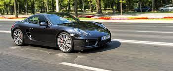 2014 porsche cayman horsepower 2014 porsche cayman s review autoevolution