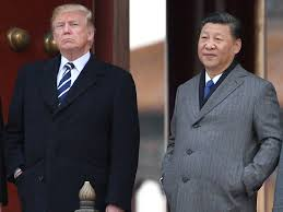 trump prods xi to work hard and fast on north korea business