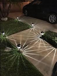 Led Solar Landscape Lights Solar Pathway Lights Led Solar Driveway Lights Pinterest