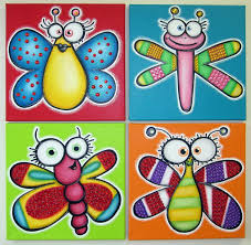 Best  Original Paintings Ideas On Pinterest Neutral Canvas - Canvas art for kids rooms