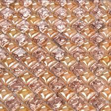 glass wall tiles backsplash ideas bathroom brown mosaic bubble