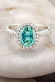 colored wedding rings images Colored wedding rings best of best 25 teal engagement ring ideas jpg