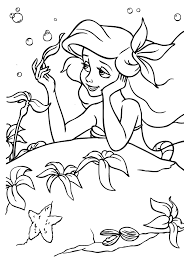 coloring pages of the little mermaid the little mermaid coloring pages 1 coloring kids