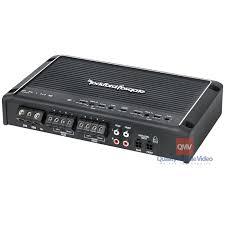 rockford fosgate r250x4 250 watt 4 channel class ab car amplifier
