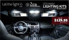 2009 audi a4 tuning vwvortex com ecs tuning b8 a4 s4 ziza led interior