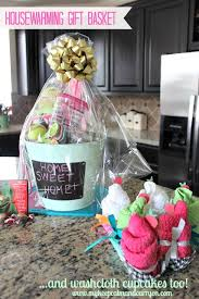 Housewarming Basket Keep Calm And Carry On Spd The Cutest Housewarming You Ever Did