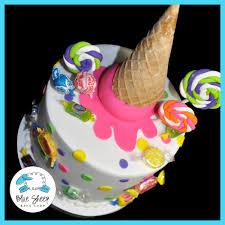 candyland birthday cake candyland birthday cake topper blue sheep bake shop