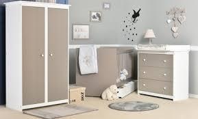 chambre bébé blanc et taupe décoration chambre bebe taupe et blanc 86 avignon chambre bebe