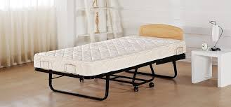 Foldable Twin Bed Brilliant Twin Size Folding Bed With High Rise Mattress Trundle