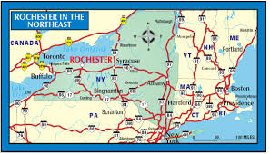 Northeast Map Usa by Maps