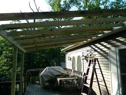 Building A Porch Roof Porch Roof Framing by Build A Porch Roof Video Build A Porsche Canada Build A Simple
