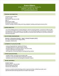 Best One Page Resume by Writing One Page Resume Tips For Writing A One Page Resume Tips