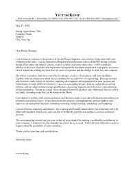 Business Letter Template For Letterhead Cover Letter Letterhead Clean Cover Letter Template Cover Letter