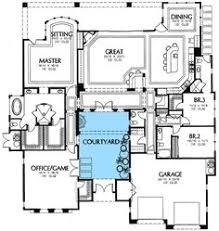 house plans courtyard courtyard house plans house ideas atasteofgermany