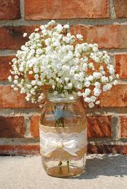 Flower Centerpieces For Wedding - best 25 burlap wedding centerpieces ideas on pinterest burlap