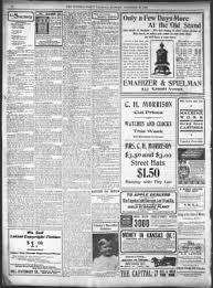 the topeka daily capital from topeka kansas on october 30 1904