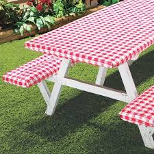 round picnic table covers for winter picnic table cover table decoration ideas